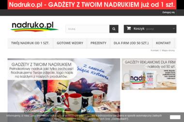 Nadruko.pl - Marketing Ostrowiec Świętokrzyski