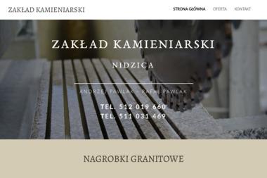Zakład Kamieniarski Andrzej Pawlak - Blaty Granitowe Nidzica