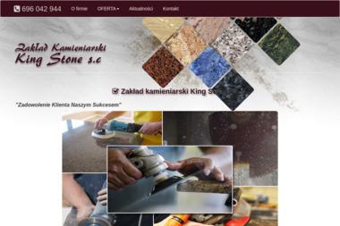 King Stone s.c. - Strony WWW Starachowice