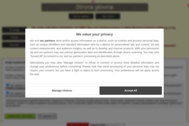 Firma Kamieniarska Nagrobki Halina Wierzbicka - Schody kamienne Zielona Góra