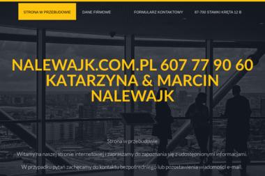 Nalewajk.com.pl. Nalewajk, fotograf - Kamerzysta Słońsk Dolny