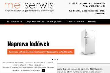 EM-Serwis Naprawa AGD - Naprawa pralek Warszawa