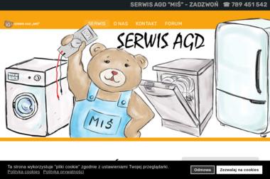 Firma Usługowo Handlowa MIŚ - Serwis AGD - Naprawa zmywarek Katowice