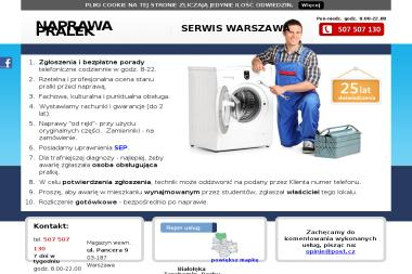 AGD - Naprawa pralek - Naprawa pralek Warszawa