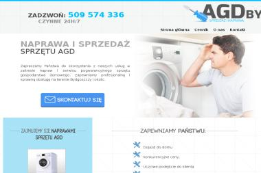 AGD BY. Naprawa agd, sprzedaż agd - Naprawa lodówek Bydgoszcz