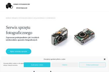 Bykowski Witold. Naprawa cyfrowego i analogowego sprzętu fotograficznego - Serwis RTV Warszawa