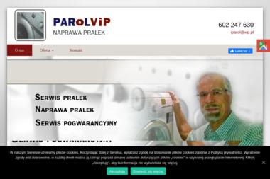 Parolvip Naprawa Pralek Parol Ireneusz - Naprawa pralek Warszawa