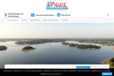 Pośrednictwo w Obrocie Nieruchomościami Narie Antoni Stefaniuk - Agencja nieruchomości Morąg