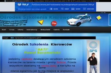 Bati Ośrodek Szkolenia Kierowców Paweł Baczmański - Szkoła Nauki Jazdy Bolków