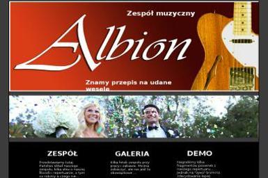 Muzyczny Zespół Weselny Albion - Zespół muzyczny Świdnik