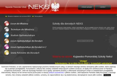 Kujawsko-Pomorskie Szkoły Neks - Psycholog Bydgoszcz