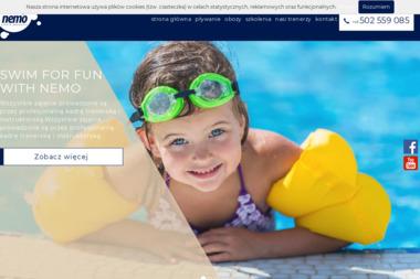 Szkoła pływania NEMO - Nauka pływania Kraków