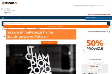 Netsign Marcin Czyż - Agencja Reklamowa Modrzewie