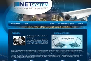 NETSYSTEM S.C. - Agencja ochrony Nowy Sącz