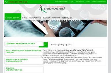 Centrum Zdrowia Neuromed Grzegorz Szelążek - Ortopeda Zgorzelec