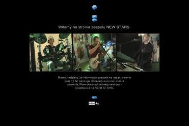Agencja Artystyczna Art Vision. Zespół Muzyczny New Stars - Zespół muzyczny Kołobrzeg