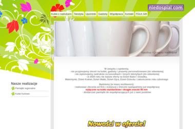 niedośpiał.com Karolina Niedośpiał - Drukarnia Kasinka Mała