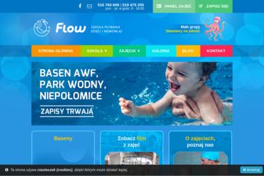 Flow Szkoła Pływania Dzieci i Niemowląt - Nauka pływania Kraków