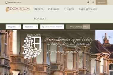Centrum Nieruchomości Dominium Beata Tryka - Agencja nieruchomości Tczew