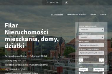 FILAR NIERUCHOMOŚCI s.c. - Wynajem nieruchomości Bydgoszcz