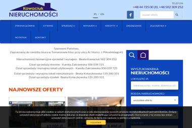 Biuro Nieruchomości Kawaciuk - Agencja nieruchomości Tomaszów Mazowiecki