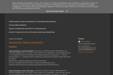 Łukasz Łoboda Nieruchomości - Agencja Nieruchomości Tarnów