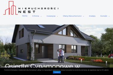 Biuro Obrotu Nieruchomościami Nest Sp. z o.o. - Domy Kórnik