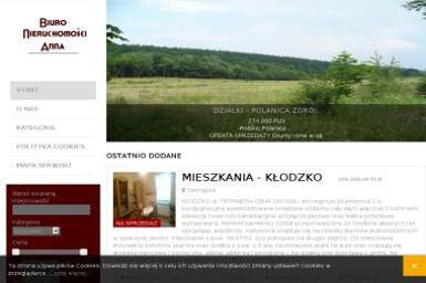 Nieruchomości Anna Marzena Ufniarz - Agencja nieruchomości Kłodzko