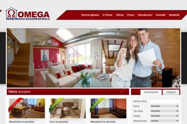 Biuro Obrotu Nieruchomościami Omega - Agencja nieruchomości Kędzierzyn-Koźle