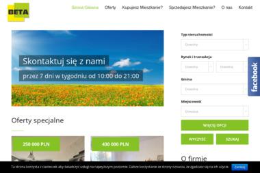 Nieruchomości BETA - Agencja nieruchomości Międzychód