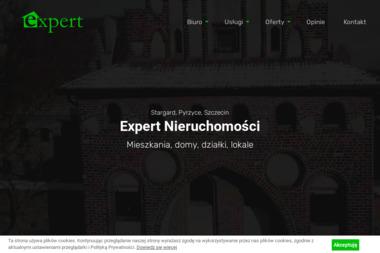 Expert Nieruchomości - Agencja nieruchomości Stargard