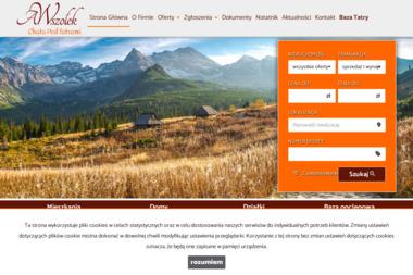 Chata Pod Tatrami.Nieruchomości - Agencja nieruchomości Zakopane