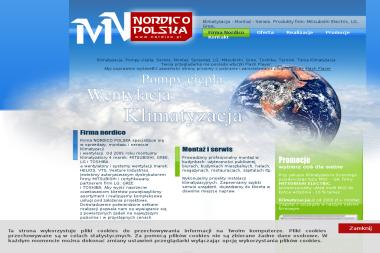 Nordico Polska - Urządzenia, materiały instalacyjne Tarnów