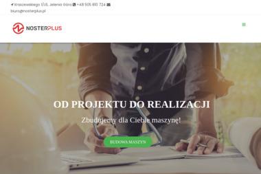 NosterPlus Biuro Konstrukcyjne - Firmy inżynieryjne Jelenia Góra