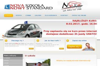 Nova. Szkoła Nauki Jazdy Igor Kutko - Szkoła Jazdy Złotoryja