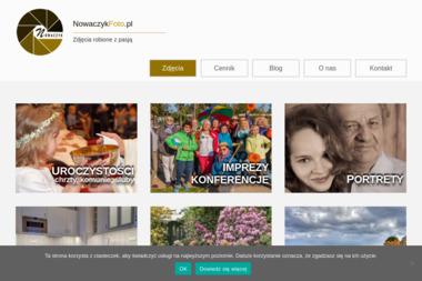 Nowaczykfoto.pl - Usługi Fotograficzne Józefów