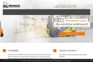 PW Nowex-Tech Arkadiusz Czyżnielewski - Serwisy Wózków Widłowych Włocławek