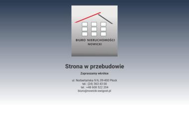 Biuro Nieruchomości Nowicki & Świgost S.C. - Agencja nieruchomości Płock