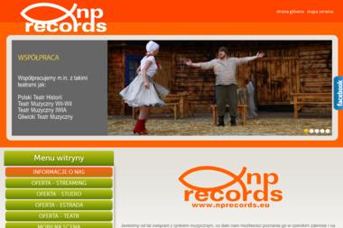 NPrecords. Nagłośnienie, rejestracja audio - Fotografowanie Gliwice