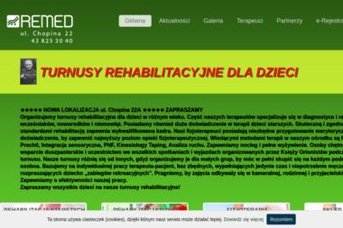 REMED - Rehabilitanci medyczni Zduńska Wola