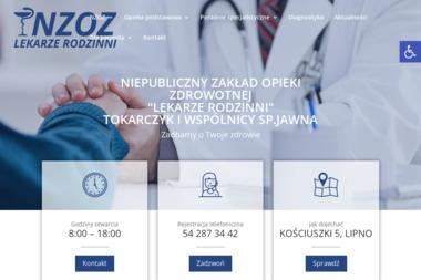 """Niepubliczny Zakład Opieki Zdrowotnej """"Lekarze Rodzinni"""" - Psycholog Lipno"""
