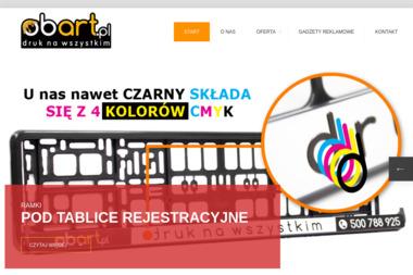Wojciech Obara Obart - Strategia Marketingowa Skrzynka