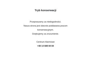 """Agencja Ochrony Osób, Mienia i Usług Detektywistycznych """"CERBER"""" s.c. - Usługi Detektywistyczne Tarnów"""