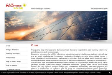 WiBtronic Solar - Pompy ciepła Kielce