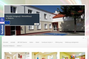 Ośrodek Integracji i Rehabilitacji - Pomoc Domowa Świecie
