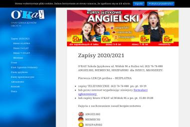 O'kay Studio Języków Obcych s.c. - Kursy Języków Obcych Ostrów Wielkopolski