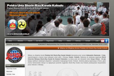 Polska Unia Shorin Ryu Karate Kobudo - Joga Pińczów