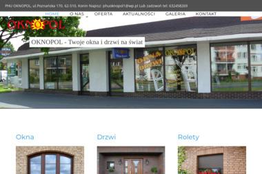 PHU OKNOPOL - Skład budowlany Konin