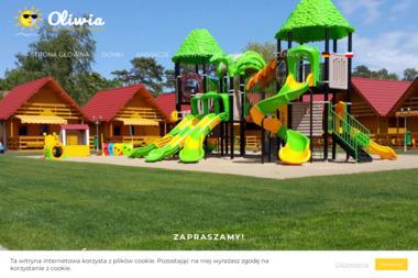 Ośrodek Wypoczynkowy Oliwia - Domek Holenderski z Tarasem Dźwirzyno