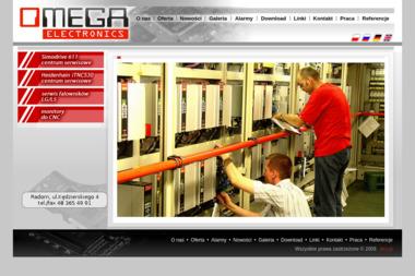 Omega Electronics Zakład Usług Elektronicznych Wieczorek Leszek - Ubezpieczenia Samochodowe Radom